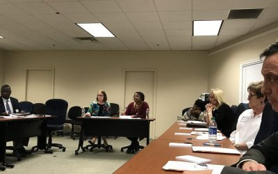 Nana Grants, PharmaCentra and Concentra Solutions Host Sumter County Early Childhood Education Initiative Roundtable in Americus, Ga.