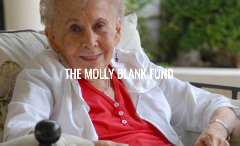 Nana Grants Receives $50,000 Molly Blank Fund Grant